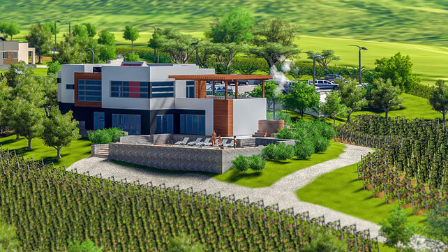 Resilient Plan B Taste of Colchagua Clubhouse