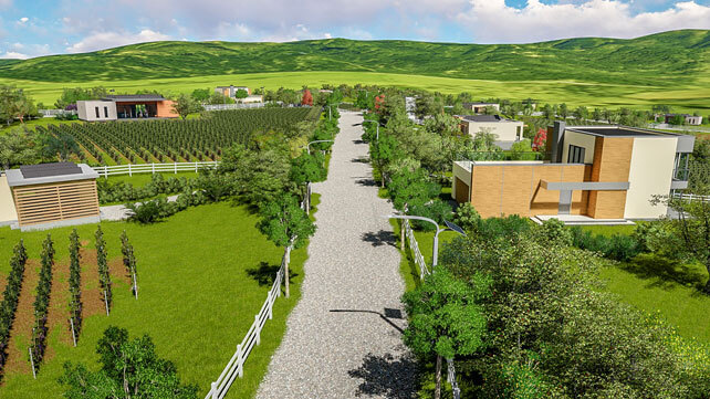 Resilient Plan B Taste of Colchagua sustainable community